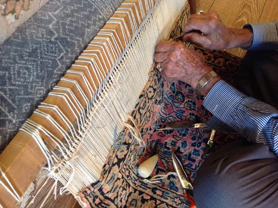 Rug Restoration in Toronto