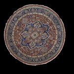 Traditional Hand Knotted Round Rugs